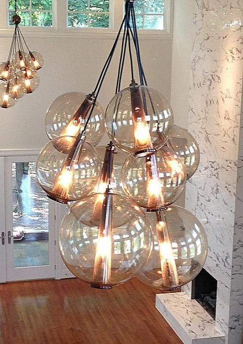 large room lighting. caviar pendant clusters arteriors home lighting for a large room with high ceilings