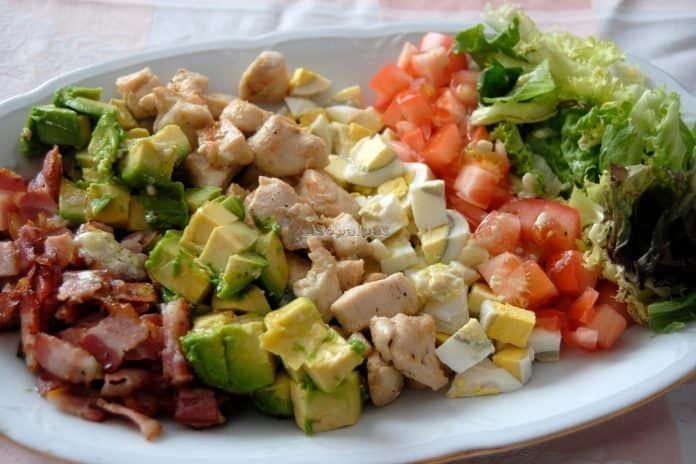 34 recetas de ensaladas verdes para adelgazar en 1 semana