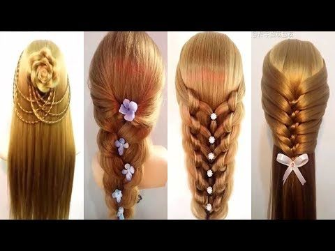 Youtube Hairstyles Unique 15 Amazing Hair Transformations  Easy Beautiful Hairstyles
