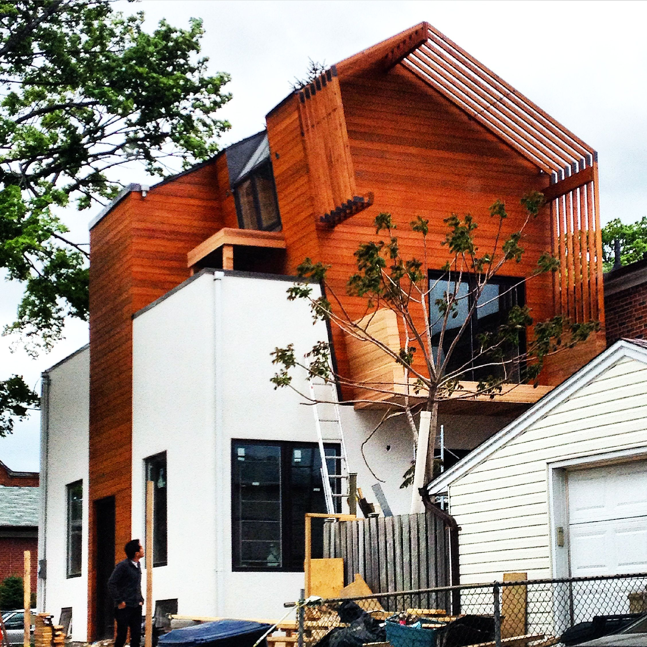 modern house designed by meonia in toronto 120 hope st