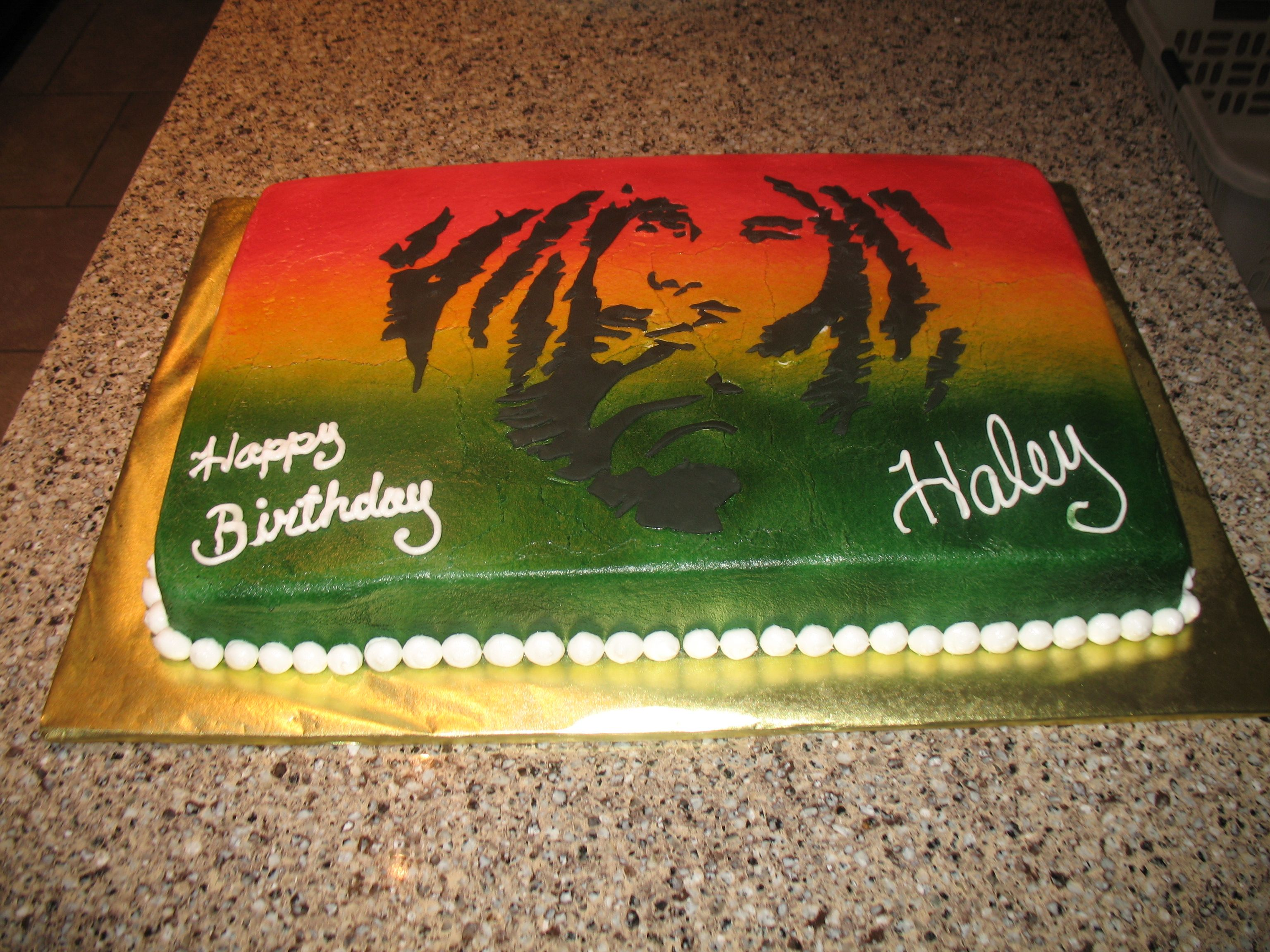 13 best Bob marley cakes images on Pinterest Bob marley cakes