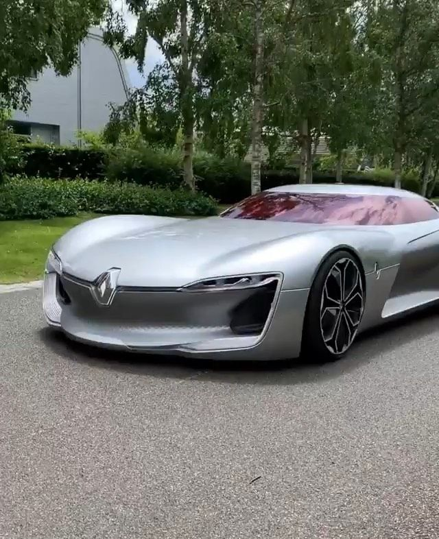 Supercar Blondie Reckons She S Found The Most Beautiful: Supercars Gallery: Supercar Blondie Renault