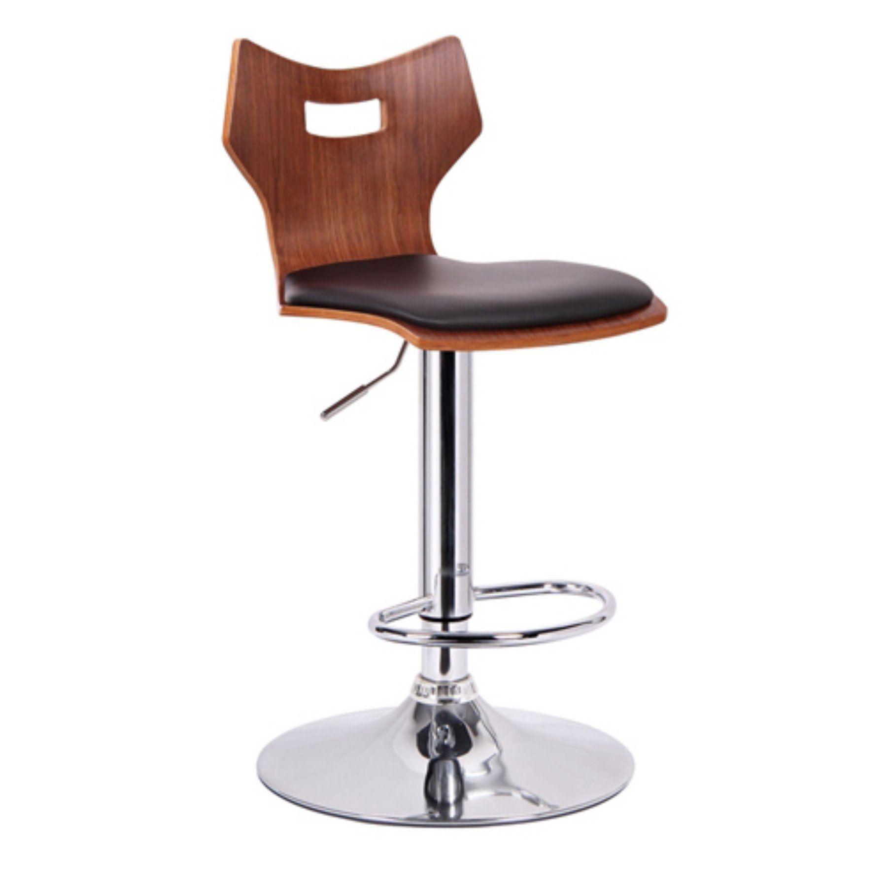Marvelous Baxton Studio Amery Adjustable Bar Stools Set Of 2 Sd Uwap Interior Chair Design Uwaporg