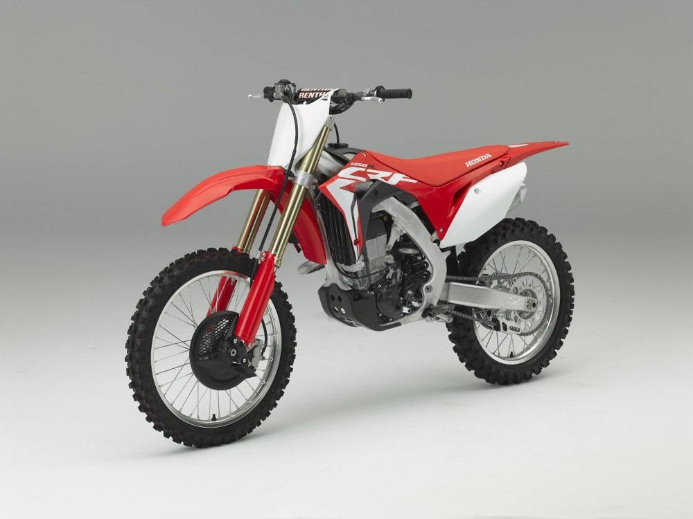 2017 Honda Crf450r Motorcycle Review Changes Specs Comparison