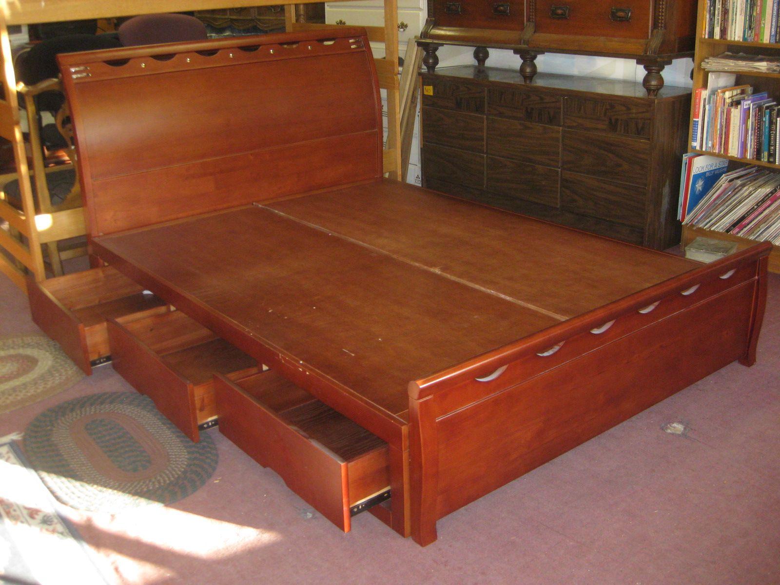 Best Sold Queen Captain S Bed 160 Captains Bed Queen 400 x 300