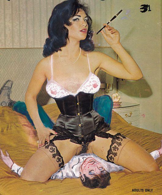 Eric Stanton, Face Sitting Suite, Suite N. 31, 1977