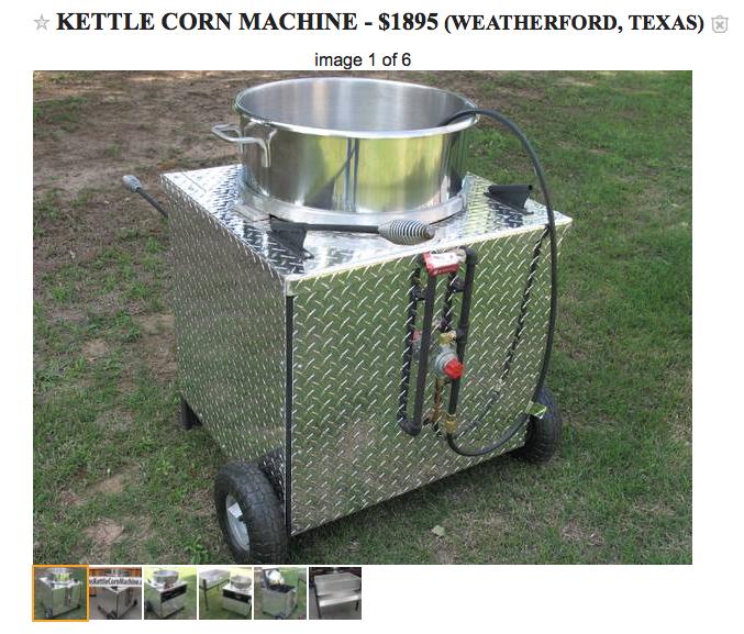 Pin On Kettle Corn