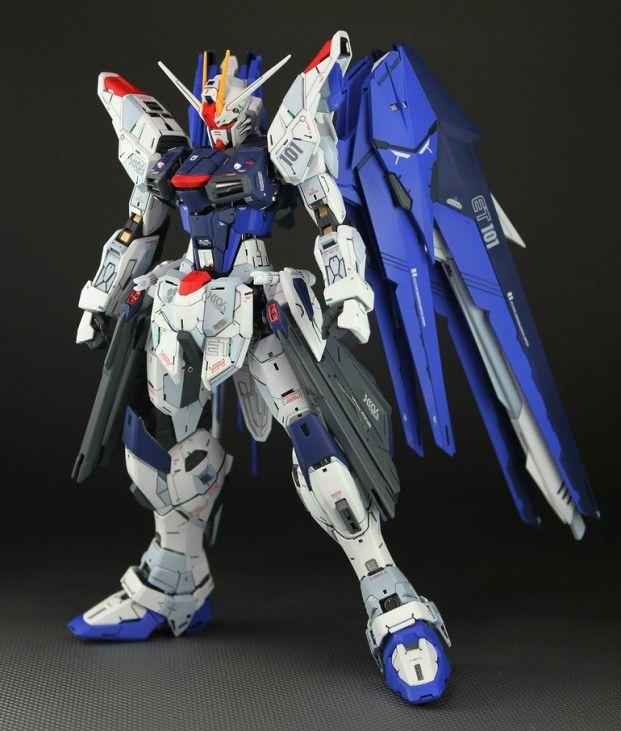 POINTNET.COM.HK - MG 1/100 Freedom Gundam Ver. 2.0