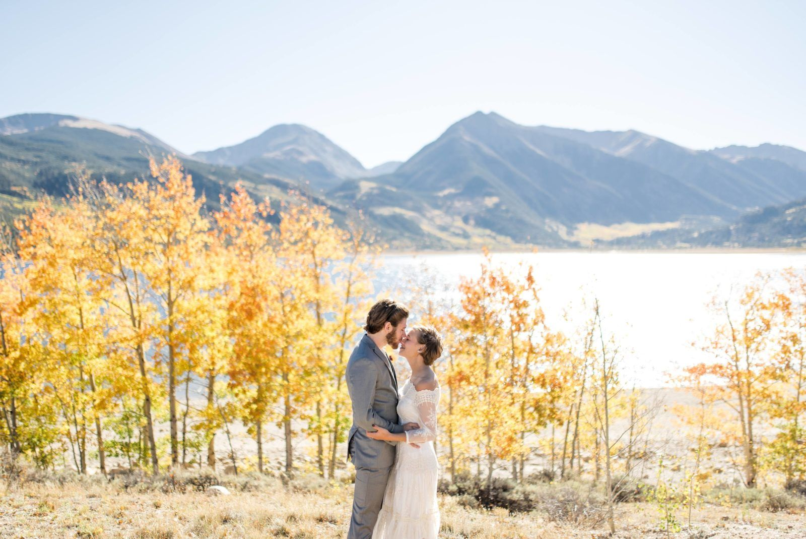 Best Places to Elope in Colorado Mountain wedding venues