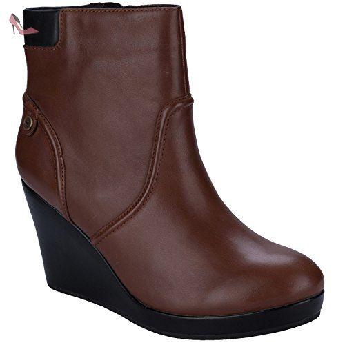 e18240efc43 37 13 Marron Lacoste Chaussures Pour Bottes Marron Femme 8fqw4X ...