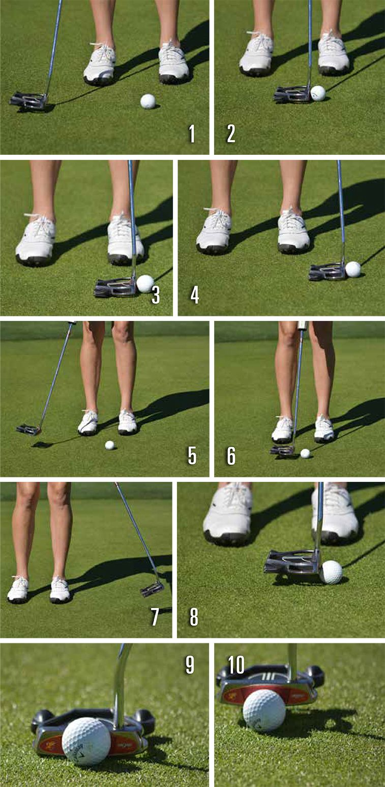These Short Game Techniques Will Keep You Sharp Golf