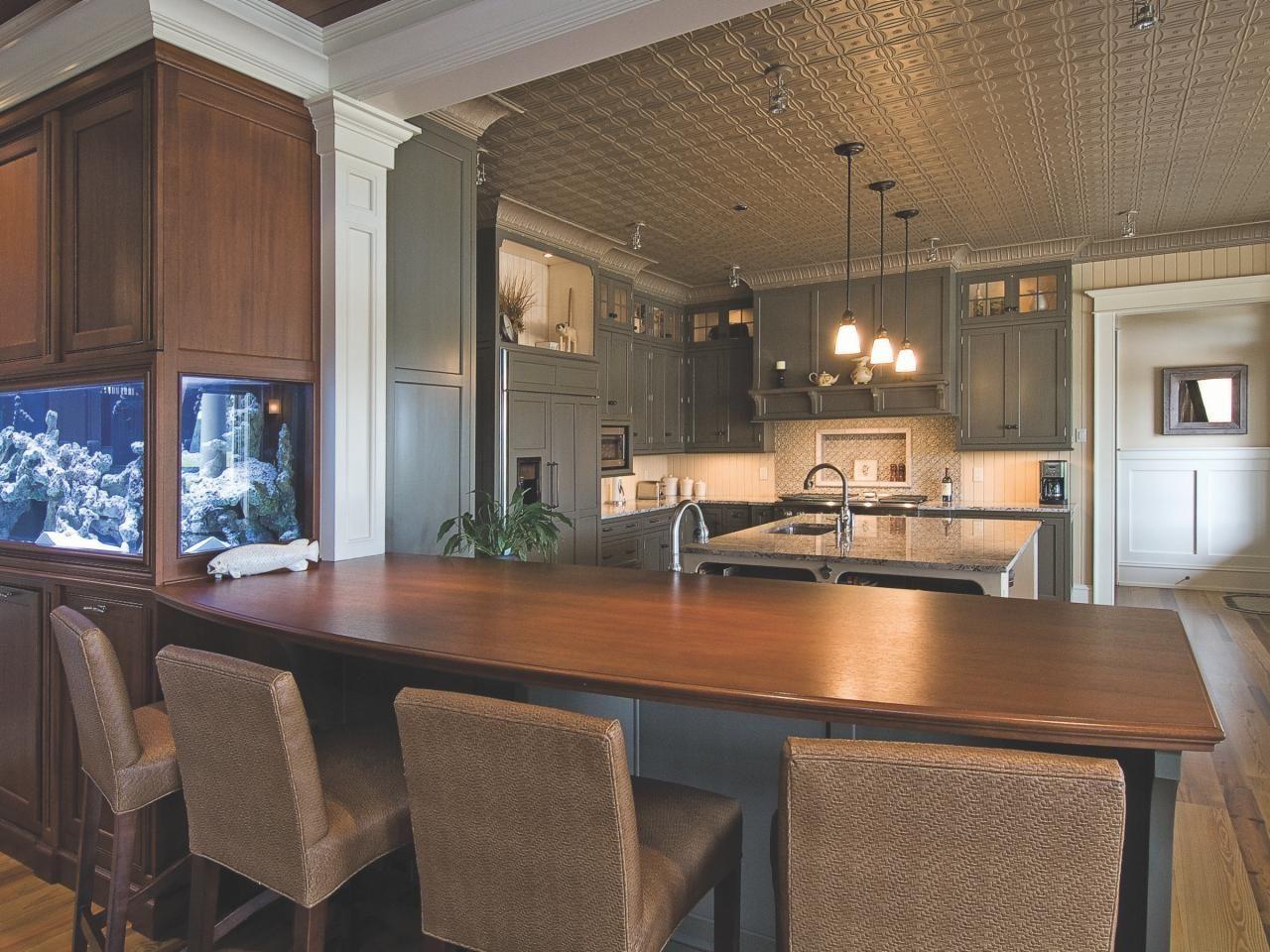 Victorian Kitchens   Kitchen Designs - Choose Kitchen Layouts & Remodeling Materials   HGTV
