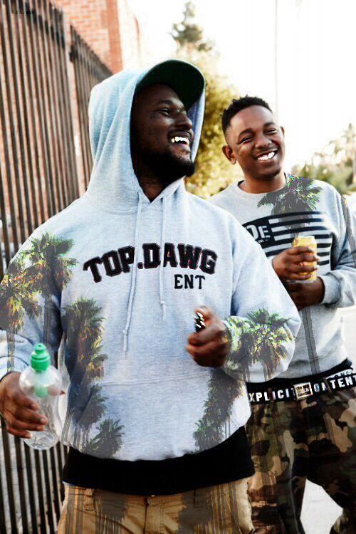 Schoolboy Q Kendrick Lamar Top Dawg Entertainment Sweatshirt Hip Hop And R B Hip Hop Love And Hip