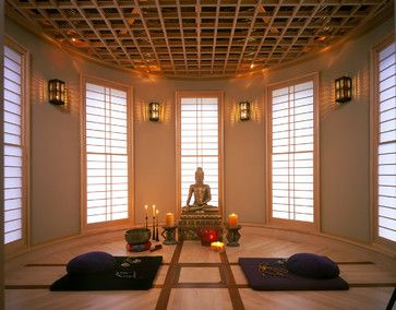Finding New Purpose For Your Dining Room Meditation Rooms Meditation Room Decor Meditation Room Design