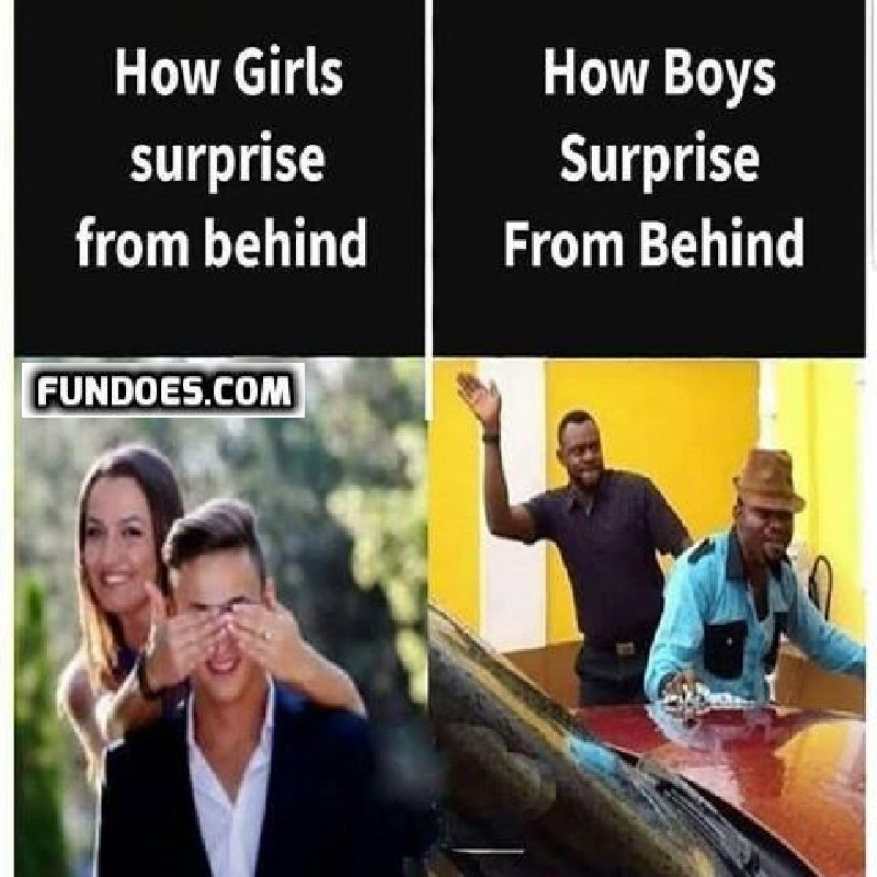 Girls Vs Boys Funny Memes In Www Fundoes Com To Make Laugh Latest Funny Jokes Very Funny Jokes Crazy Jokes
