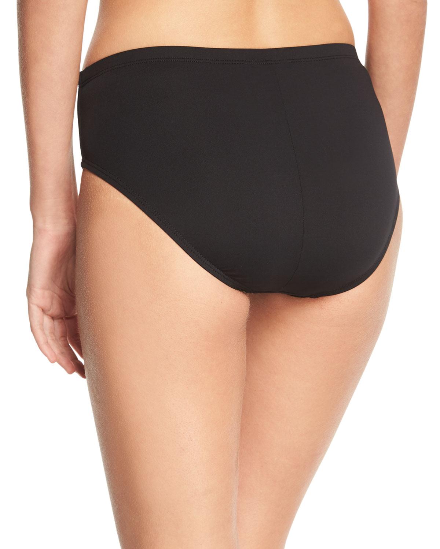 6642acde75d27 La Blanca High-Waisted Tummy Toner Swim Bottom