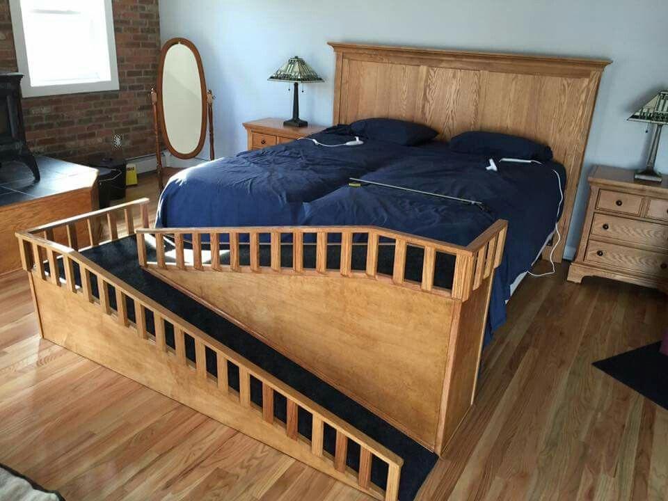 Doggy ramp wow diy dog bed dog stairs