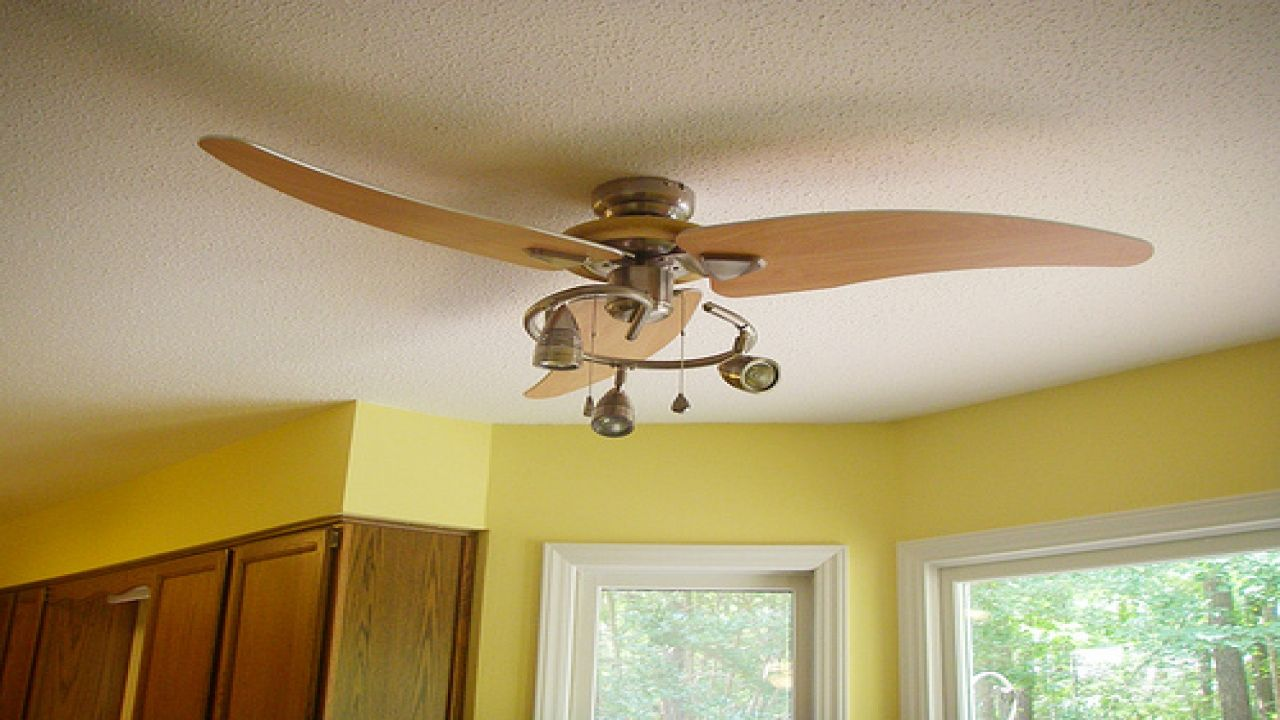Guest Picks Small Kitchen Necessities Ceiling Fan In Kitchen