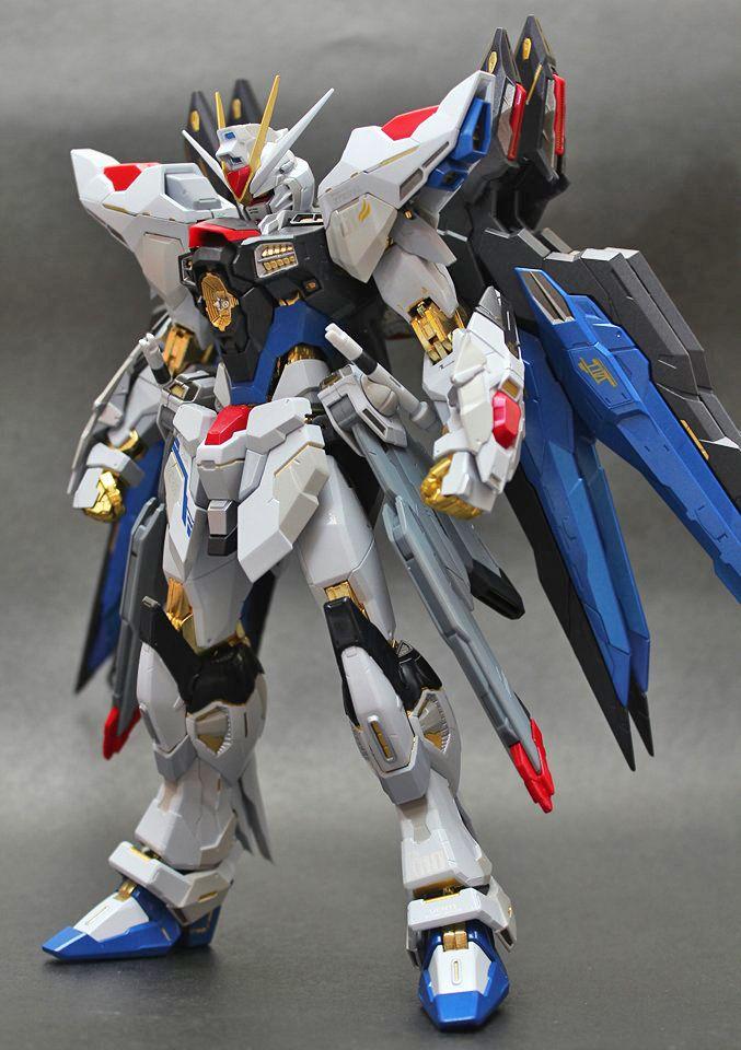 Metal Build Strike Freedom Gundam Images Via Chad Dalisay Thanks For Facebook Messaging Us Gundam Toys Custom Gundam Gundam