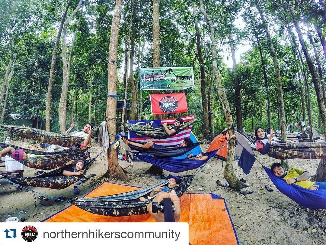 "Hammockers Malaysia on Instagram ""1 family, from"