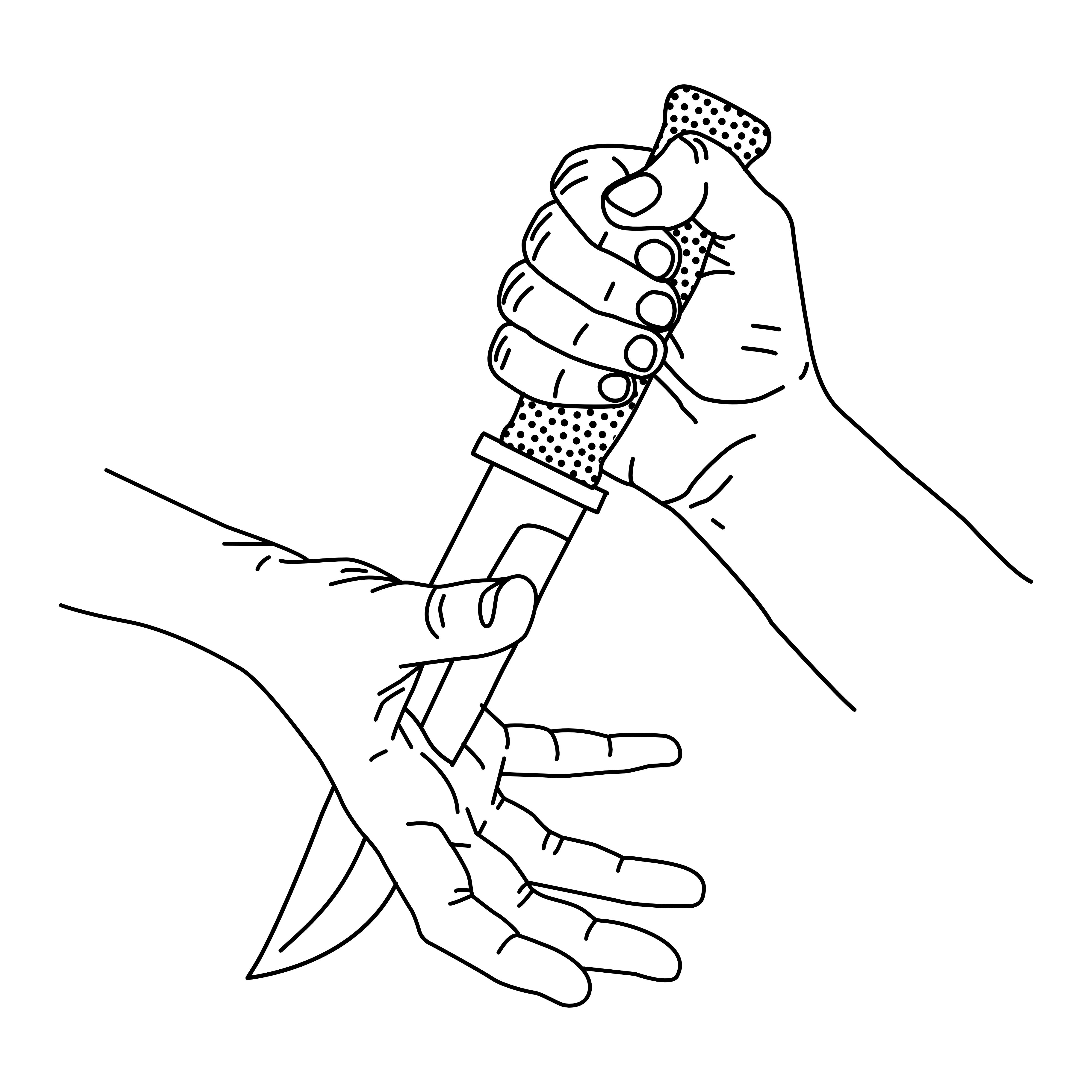 Hands Tattoo Flash by Ego Sum Lux Mundi More info httpswww