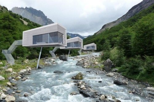 Cubi lofts casas prefabricadas modernas en espa a for Cascadas prefabricadas
