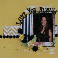 A Project by DianaRita from our Scrapbooking Gallery originally submitted 03/17/13 at 09:35 AM