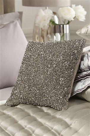 Embellished Cushion Next Bedroom Decor Cushions Decor