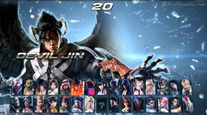 Tekken 7 Characters All Tekken 7 Tekken 7 Pc Free Games