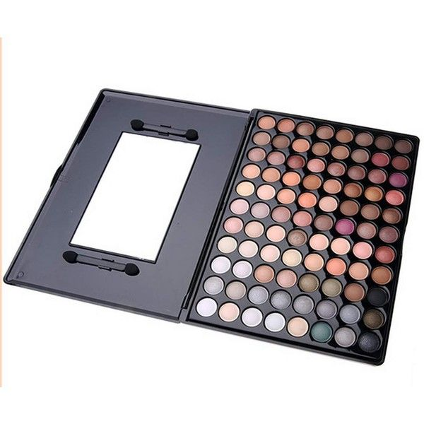 ACEVIVI Fashion Women 88 Colors Wedding Party Makeup Palette Eyeshadow... ($12) ❤ liked on Polyvore featuring beauty products, makeup, eye makeup, eyeshadow and palette eyeshadow