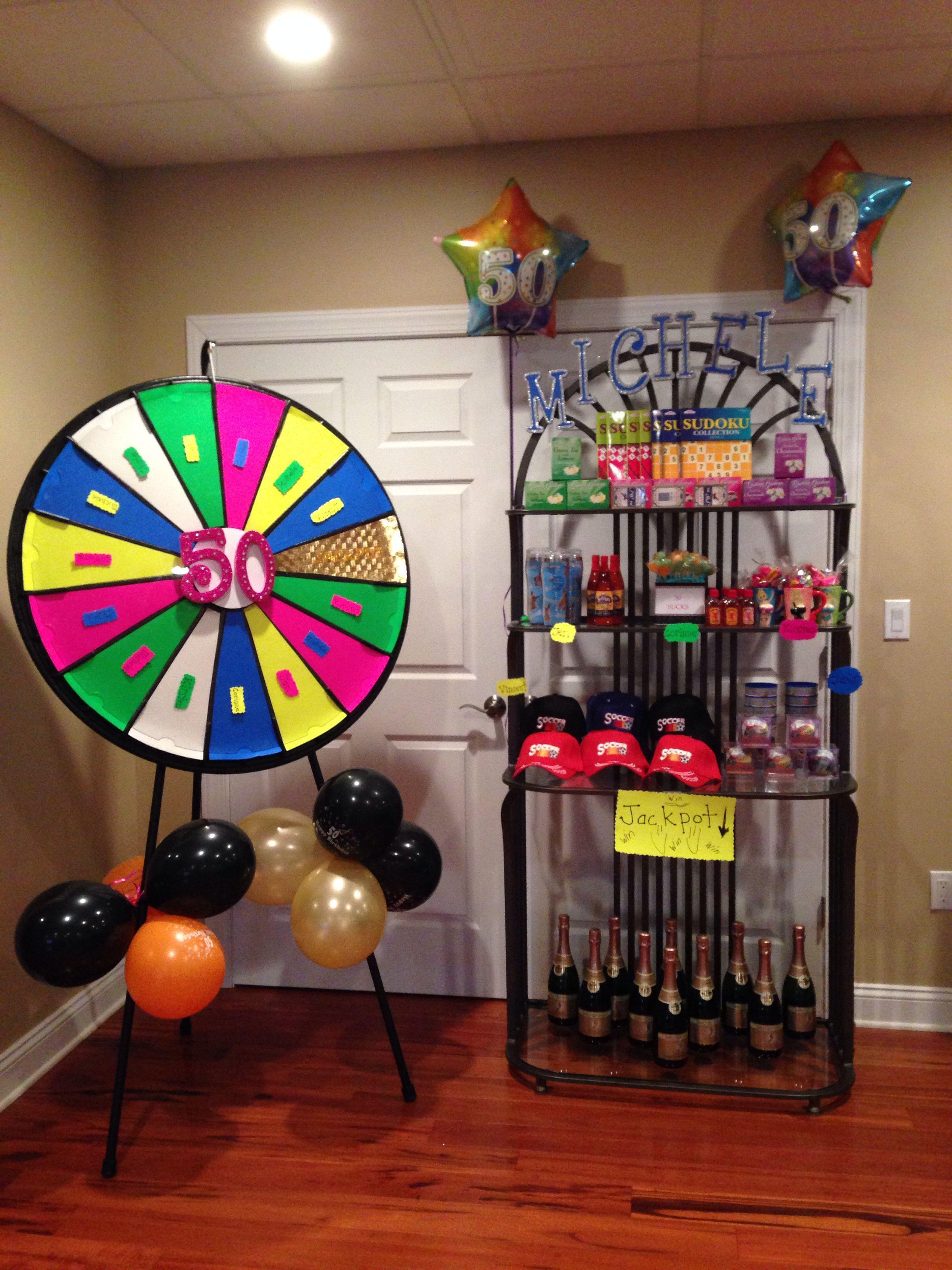 DIY 50th birthday party game ideas 50th birthday party