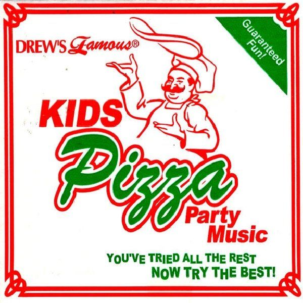 Pizza Party Music Kids