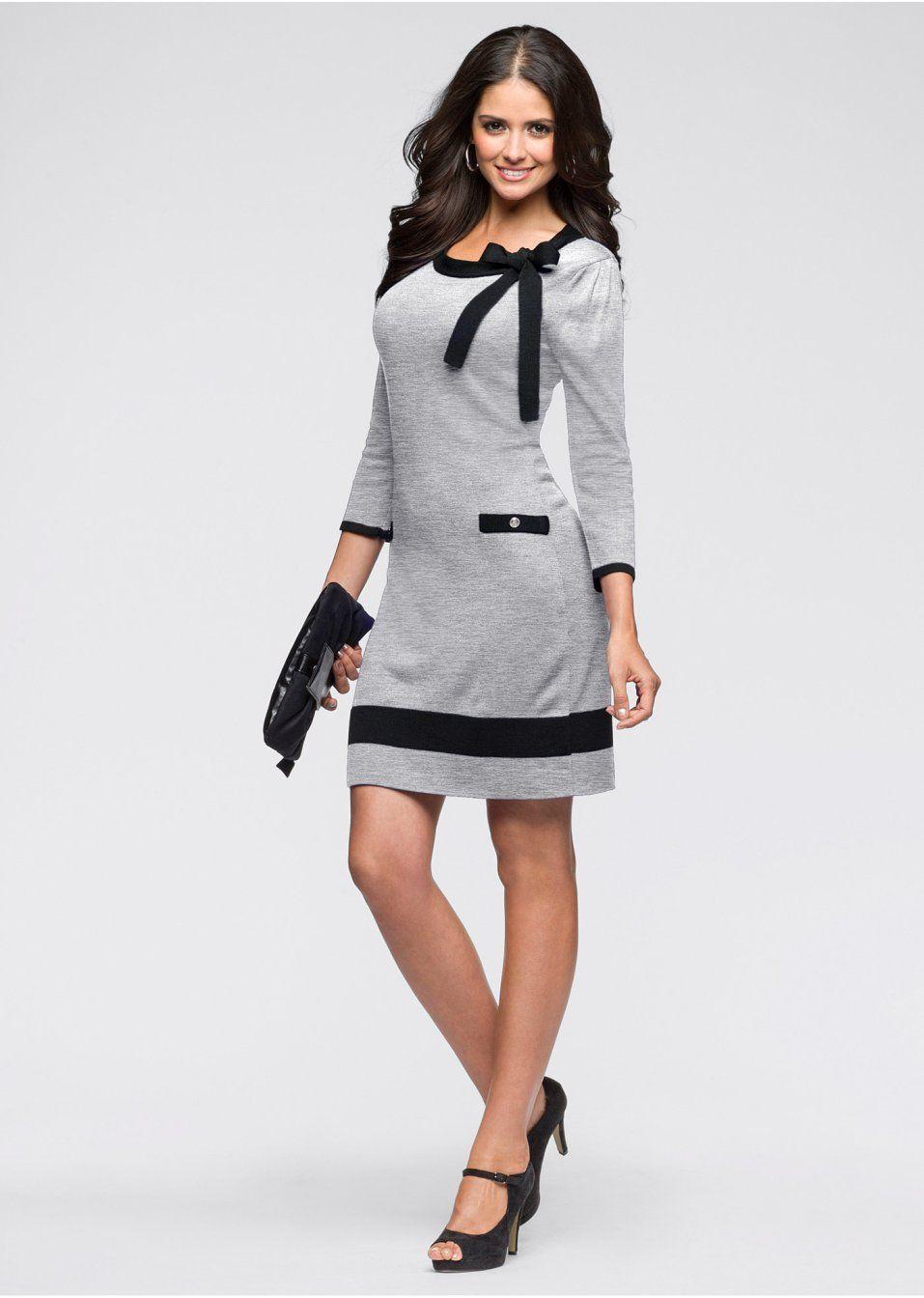 Sukienka dzianinowa  Fashion, Autumn fashion, Mini dress