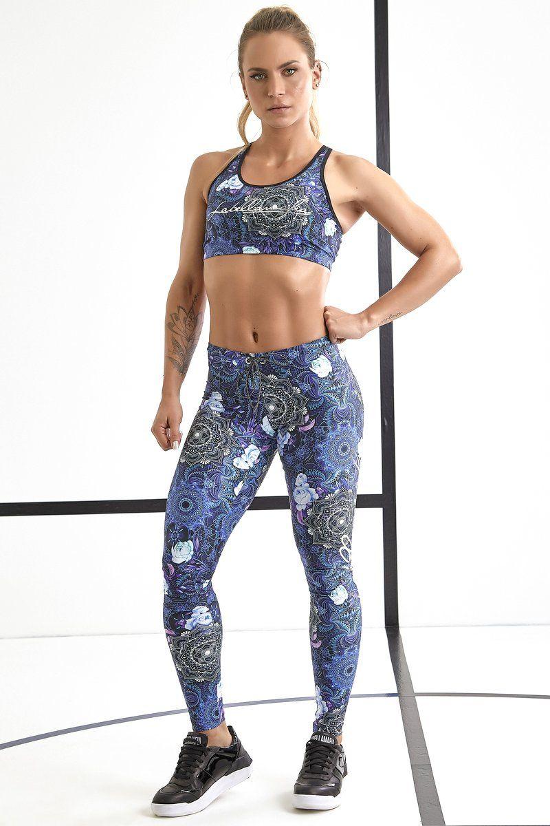 1d6972be1 Labellamafia Conjunto Fitness Labellamafia