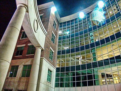 forsyth county government  center Winston Salem NC
