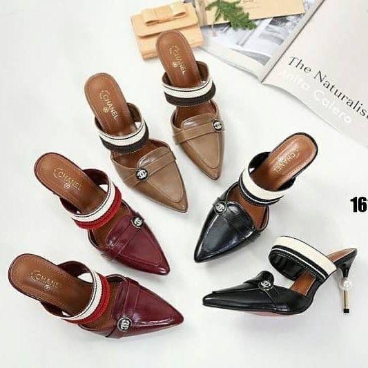 A-U0H New Arrival !! Chanel Pearl  1616-16 Kualitas  Semi Premium ... e588b4734e