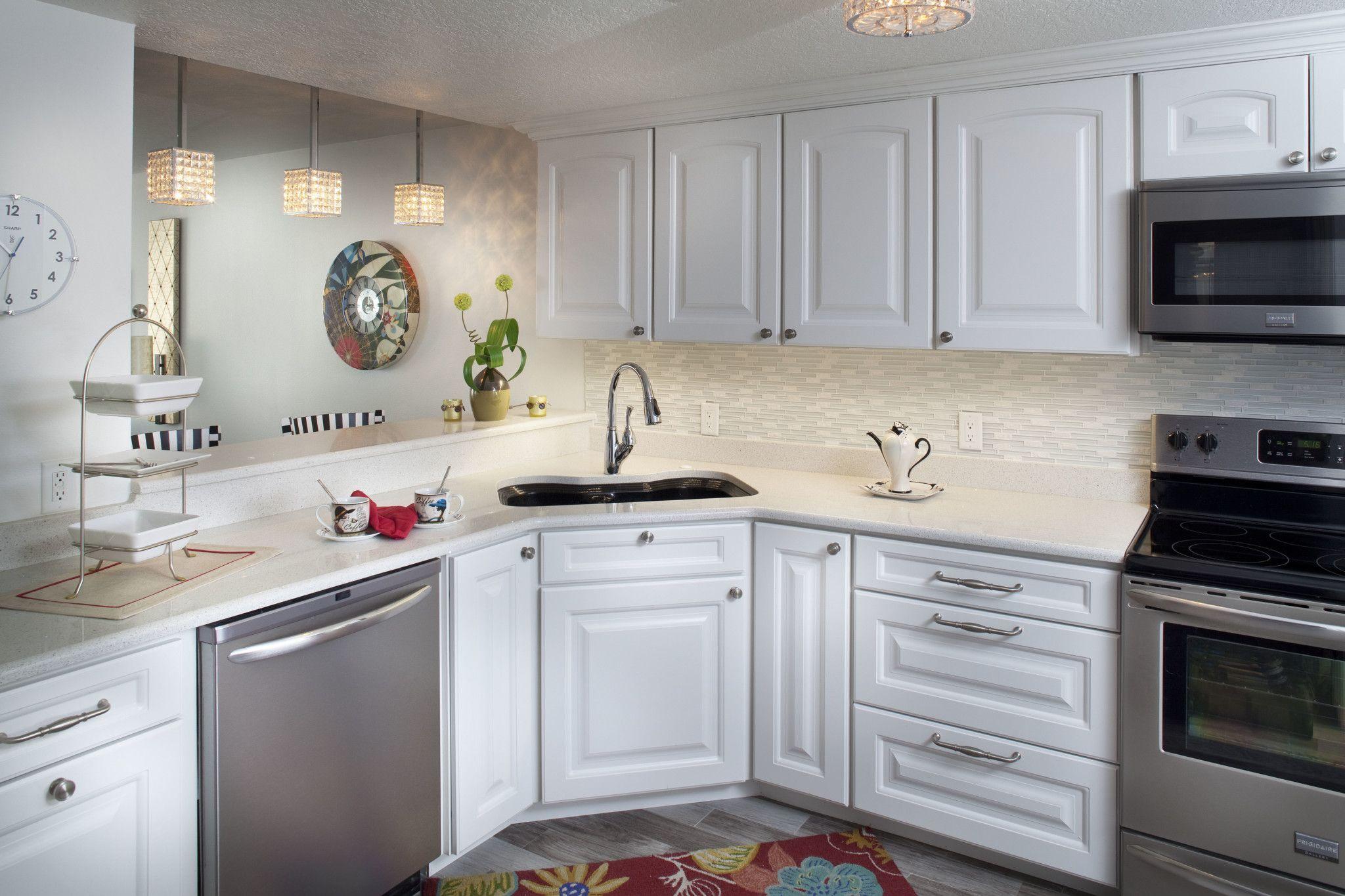 Gourmet Kitchens Interior Design Andrea Lauren   Mondean