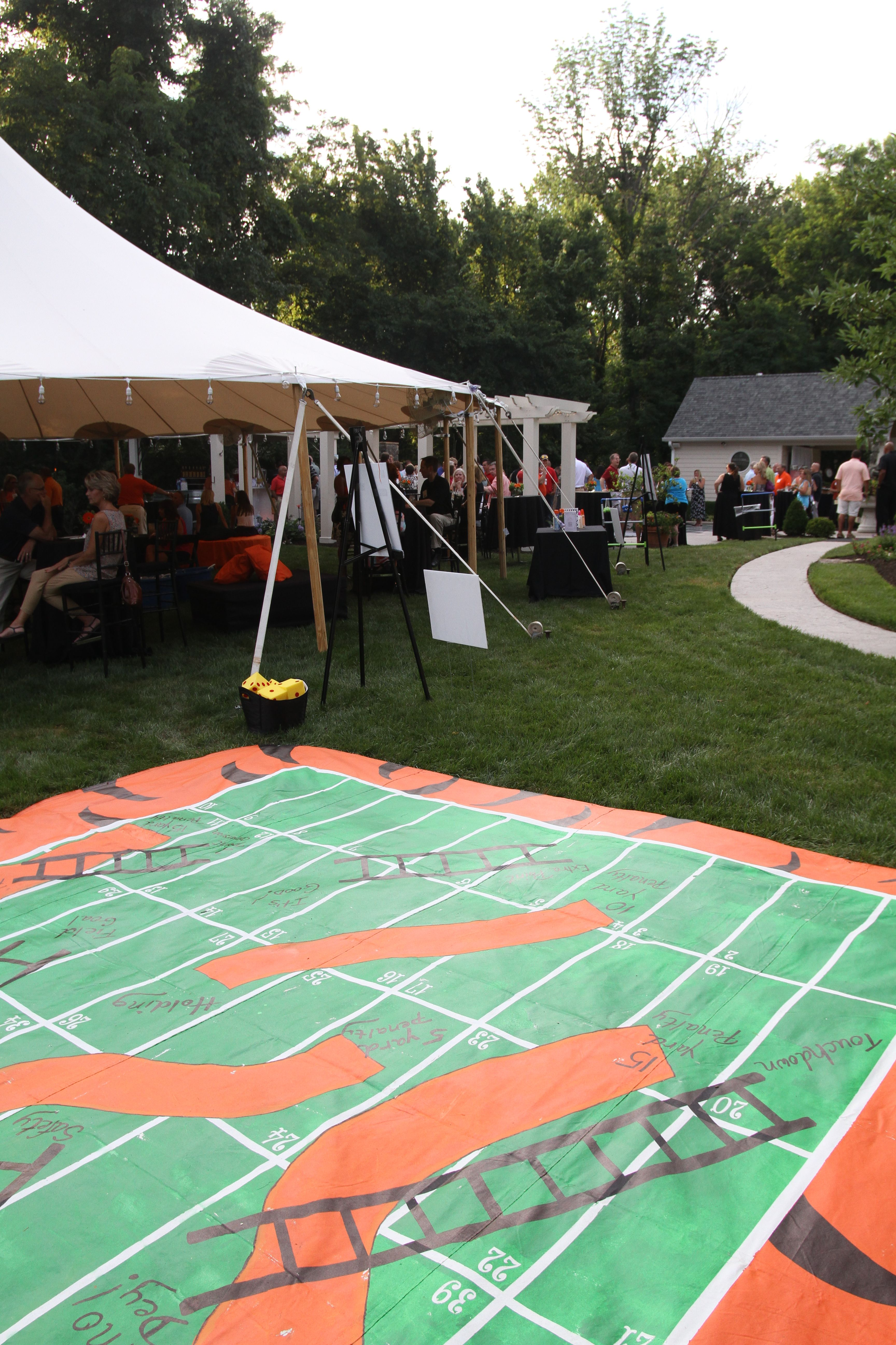if life size board games are your thing then chutes u0026 ladders