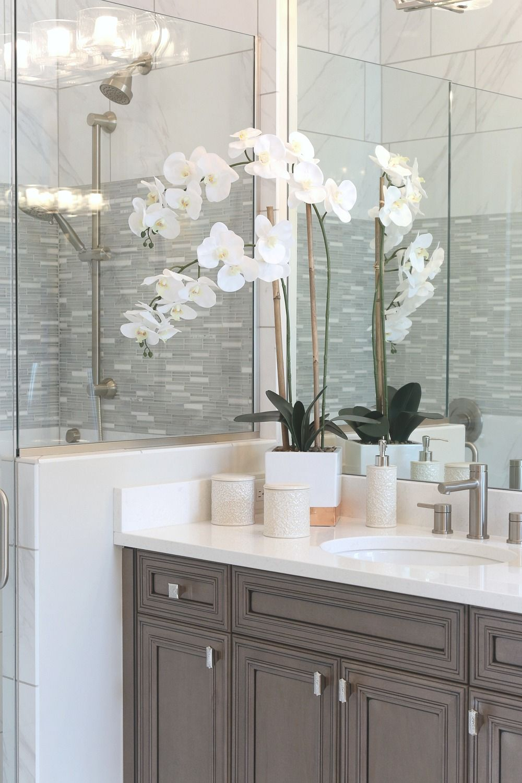 Naples Florida Parade Of Homes Recap Staining Cabinets Bathroom Vanity Bathroom Decor [ 1500 x 1000 Pixel ]