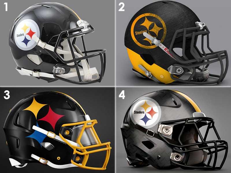 Artist Reveals Bold New Helmet Designs For All 32 NFL