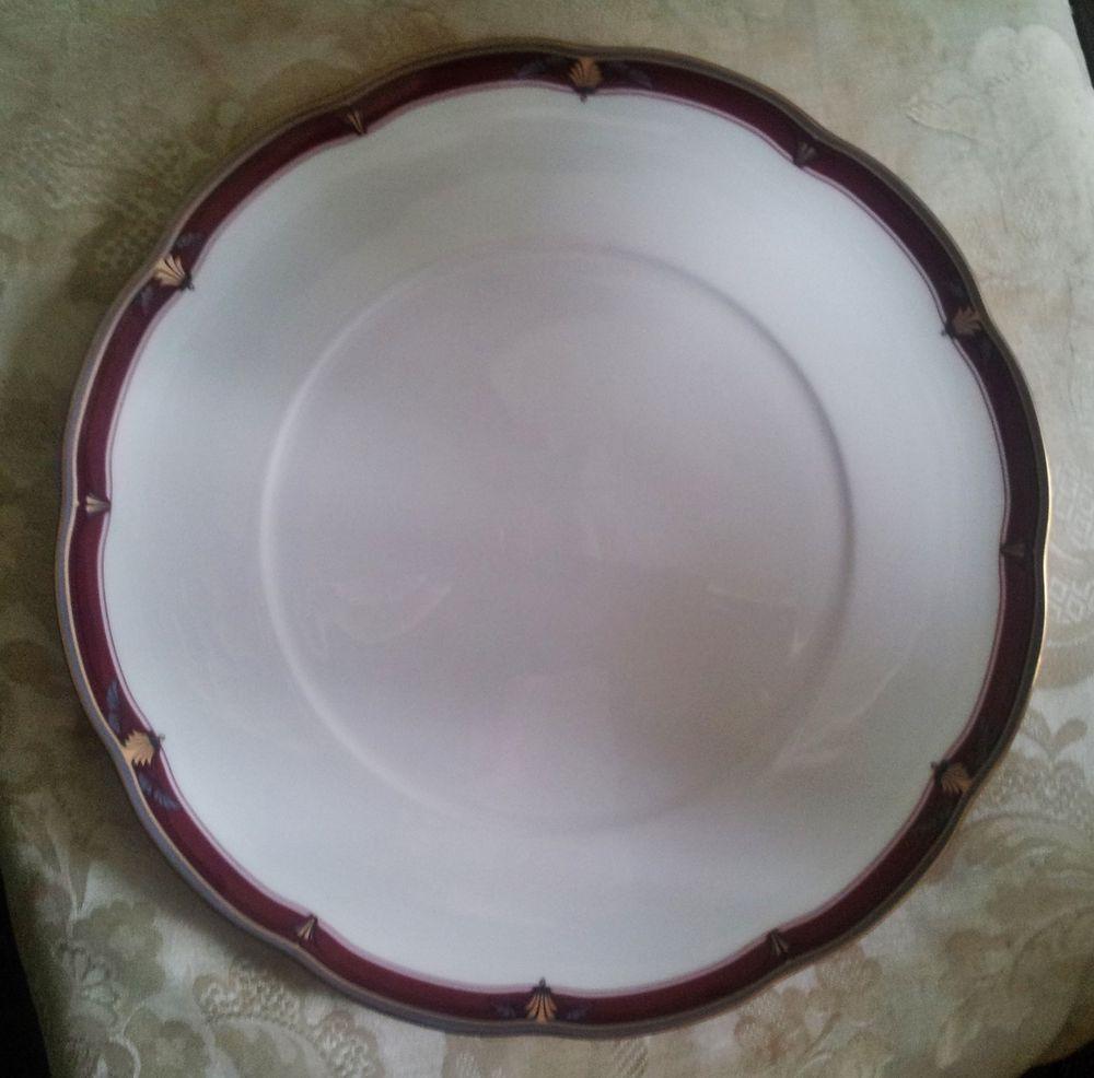 Noritake Queen's Splendor Dinner Plate Japan Queens # ...