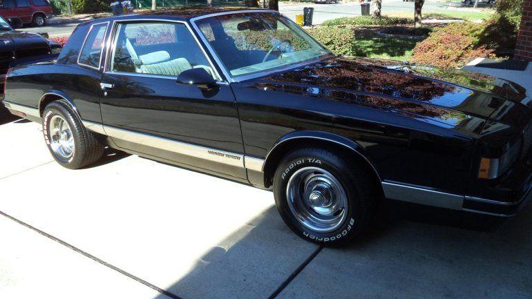 1988 Chevrolet Monte Carlo Luxury Sport For Sale 1787864 Chevrolet Chevrolet Monte Carlo Chevy Monte Carlo