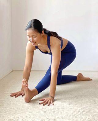 Plataforma De Yoga Online Gratis Xuan Lan Yoga Clase De Yoga Consejos De Yoga Yoga Sutras De Patanjali