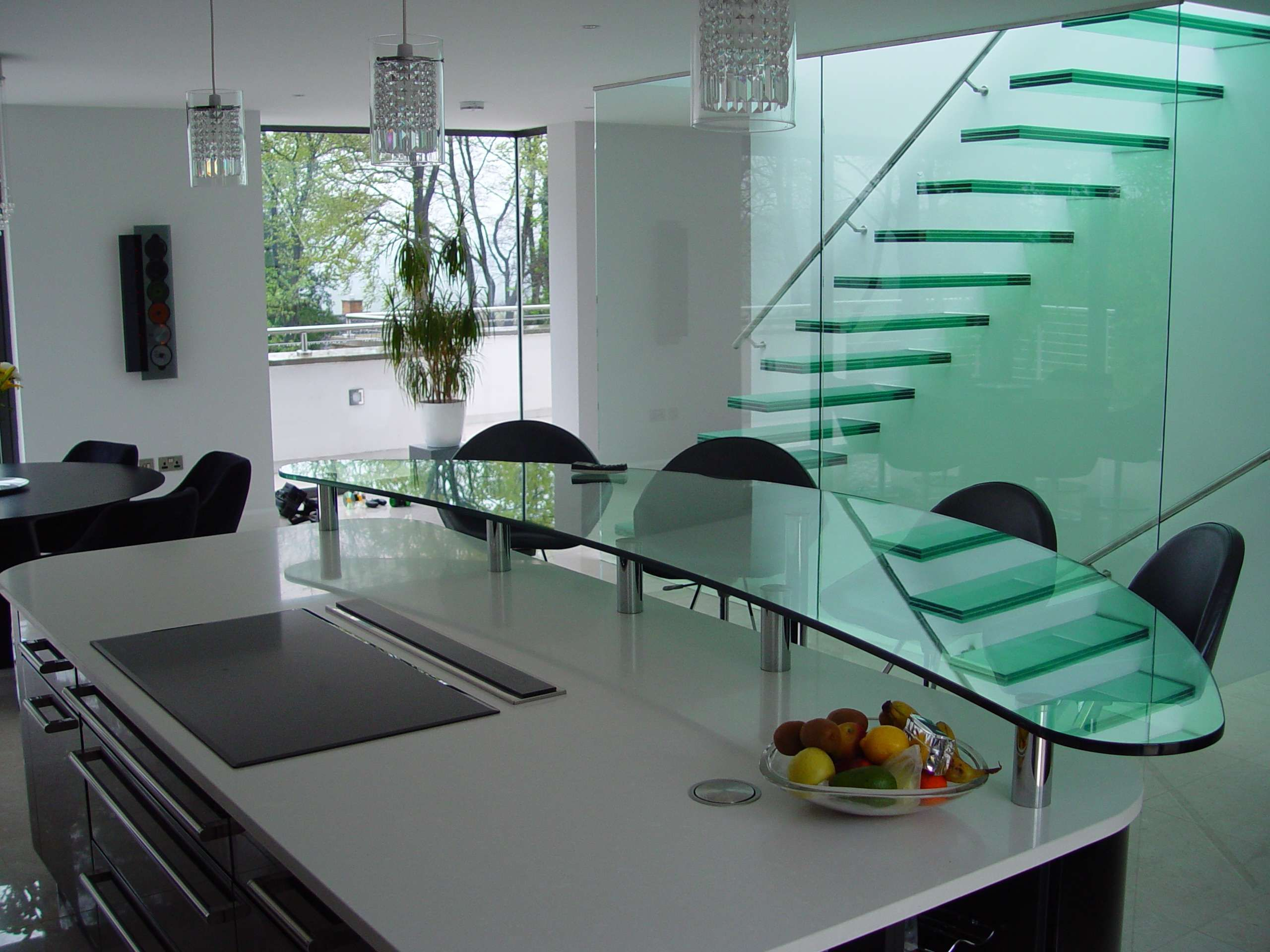 Domestic Kitchen and Bathroom Gallery | Gx Glass - more than just ...