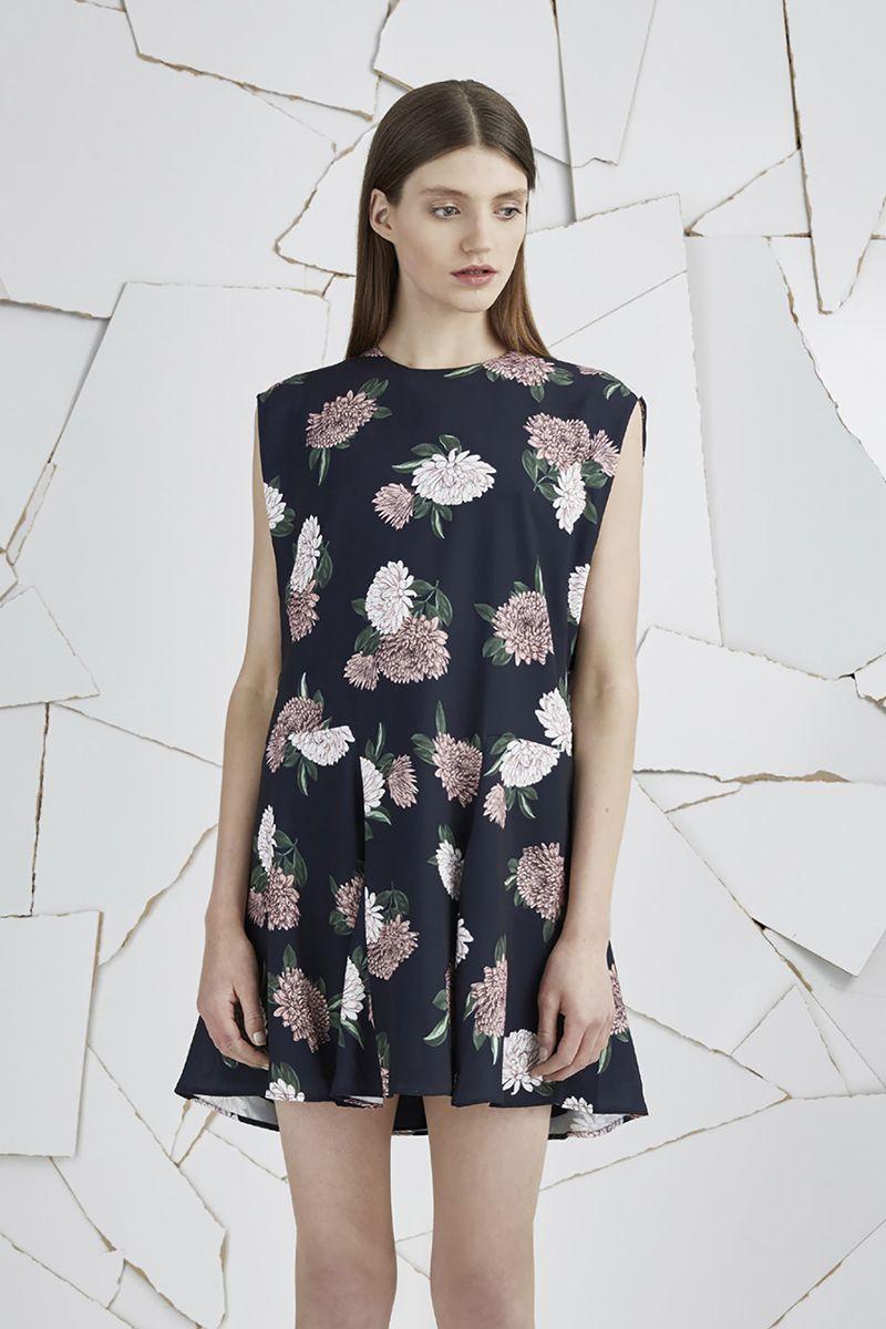 Keepsake Up For Air Mini Dress
