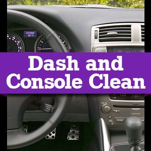 Full service car wash baby oil mineral oil and air vent car interior polish instead of using armor all use baby oil if don solutioingenieria Gallery