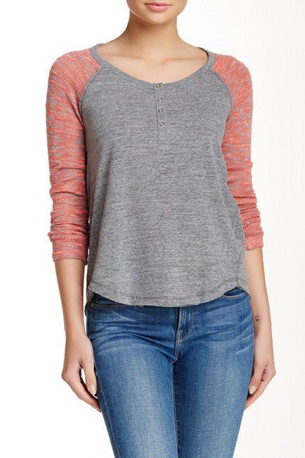 NEW NWT Splendid Long Sleeve Blaze Pullover Size Med. $98.00 W62 #Splendid #Pullover #Casual