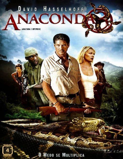 Anaconda 3 Dublado Melhores Filmes De Terror Filmes Filmes De