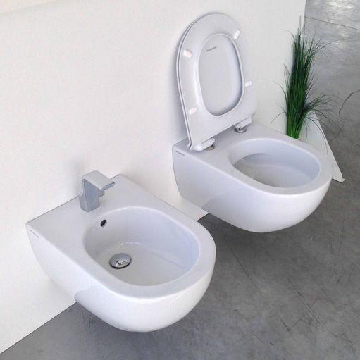 aris sp lrandloses wc und aris bidet toiletten pinterest. Black Bedroom Furniture Sets. Home Design Ideas