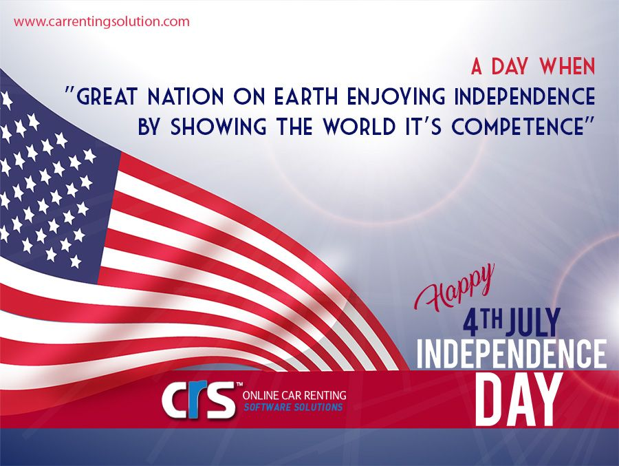 A Day to ignite the patriotism for Americans on